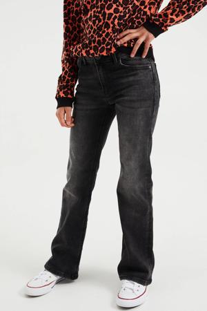 flared jeans zwart
