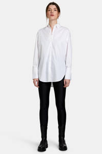 Eksept by Shoeby blouse wit, Wit
