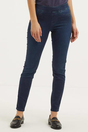 skinny jegging Tezz dark denim