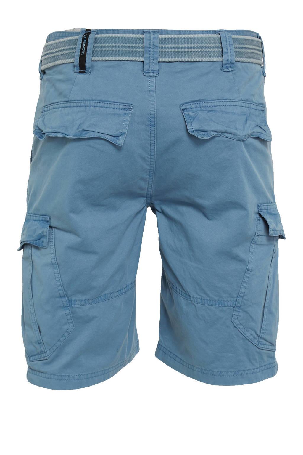 Brunotti outdoor short blauw, Blauw