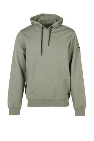 outdoor sweater groen