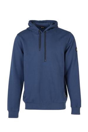 outdoor sweater donkerblauw