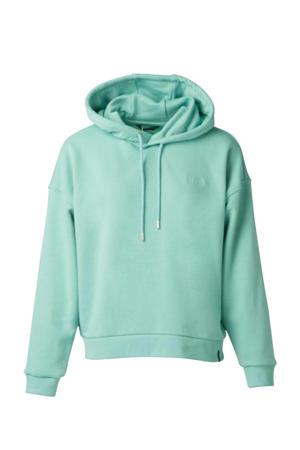 outdoor sweater mintgroen