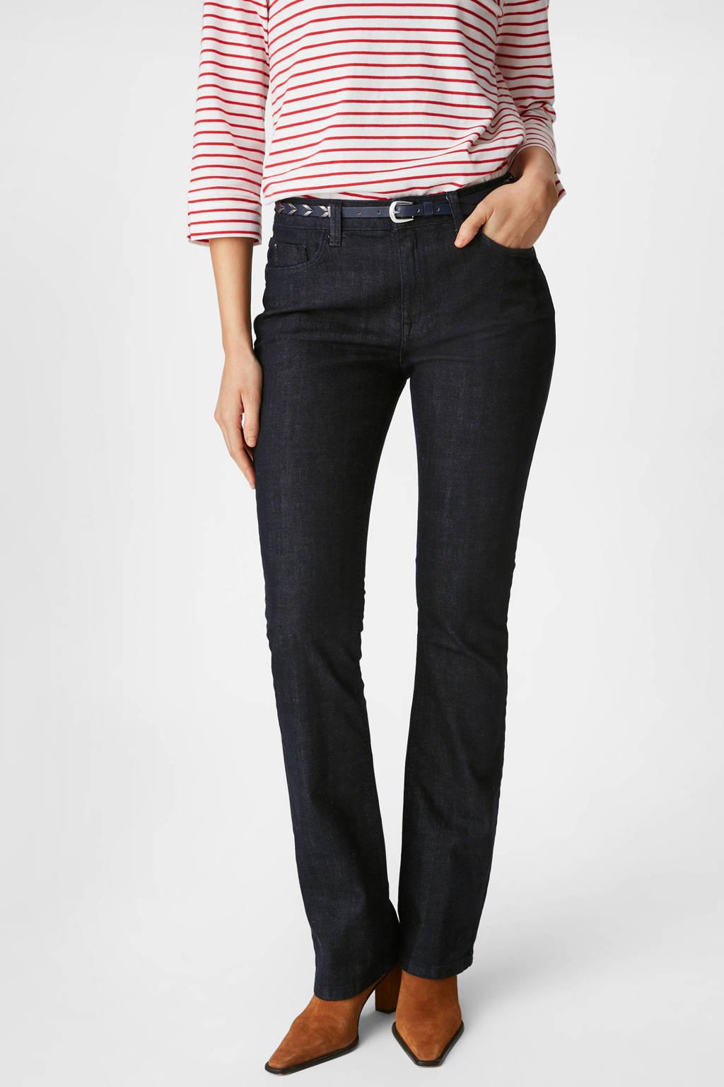 C&A bootcut jeans dark denim, Dark denim