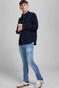 JACK & JONES JEANS INTELLIGENCE regular fit jeans Mike Spencer blauw, Blauw