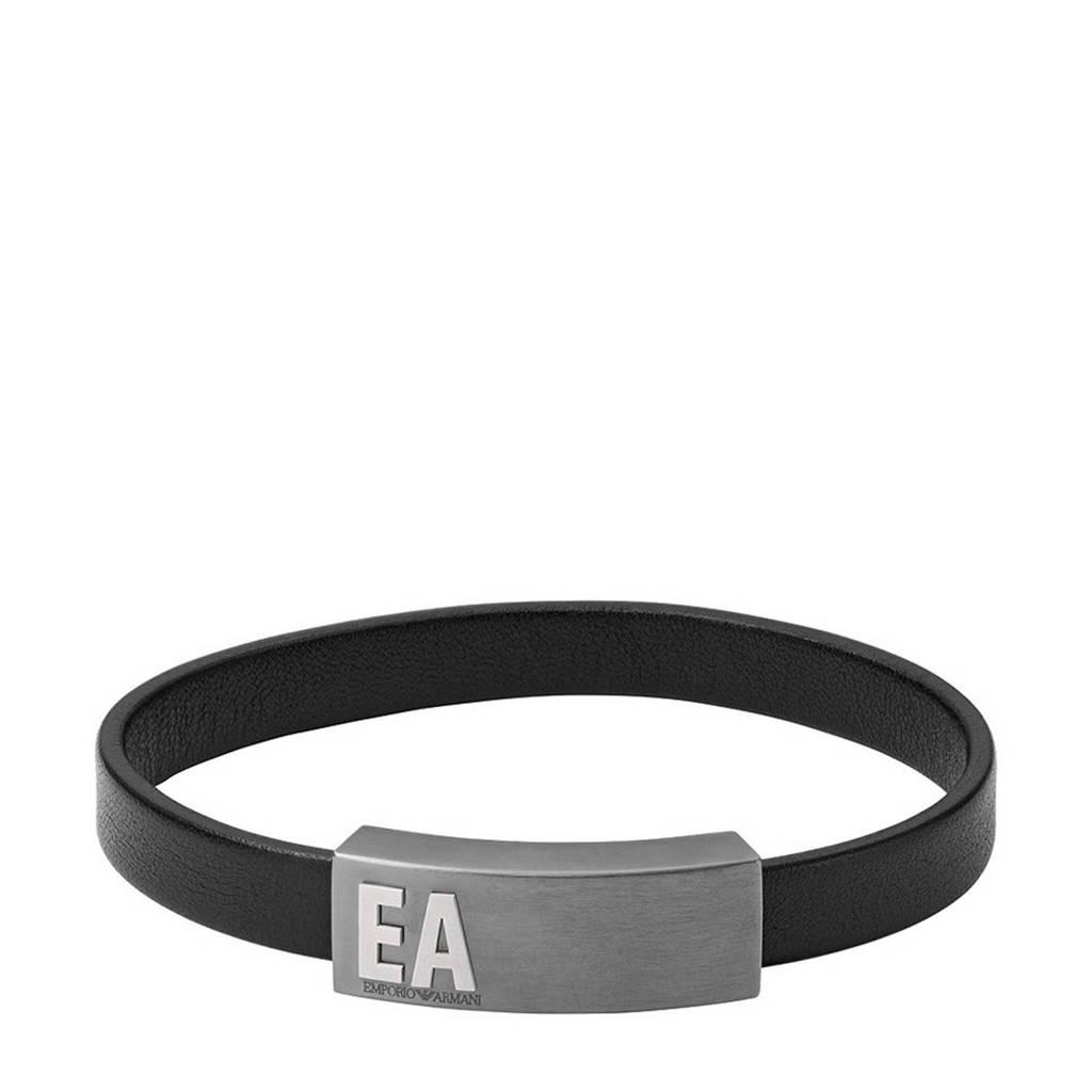 Emporio Armani armband EGS2757060 grijs, gunmetal