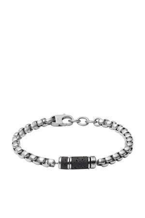 armband JF03687040 Mens Dress zilver