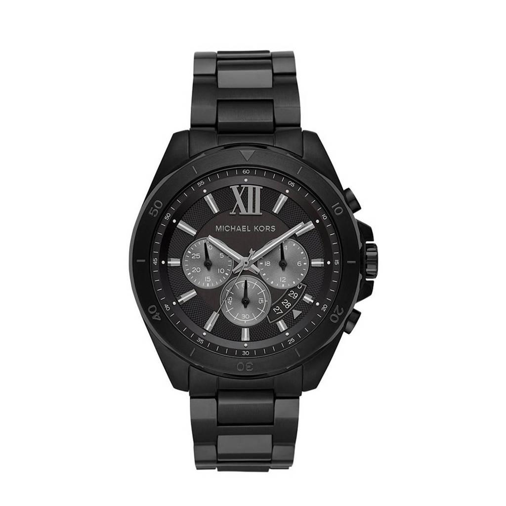 Michael Kors horloge MK8858 Brecken Zwart