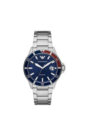 horloge AR11339 Emporio Armani Zilver