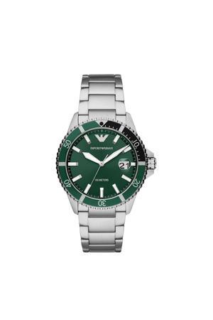 horloge AR11338 Emporio Armani Zilver
