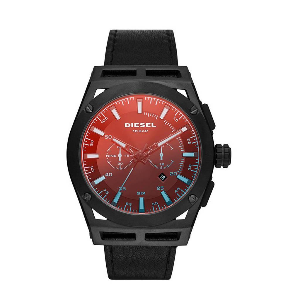 Diesel horloge DZ4544 Timeframe Zwart