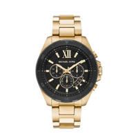 Michael Kors horloge MK8848 Brecken Goud, Goudkleurig