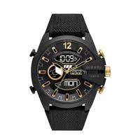 Diesel horloge DZ4552 Mega Chief Zwart