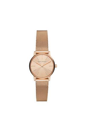 horloge AX5566 Emporio Armani Rosé