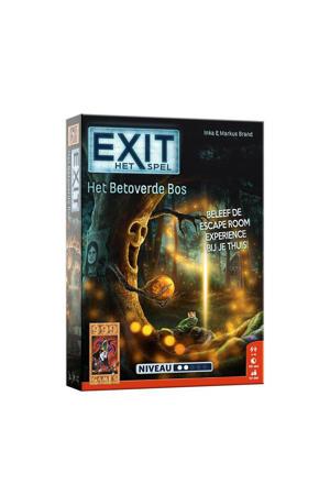 EXIT - Het Betoverde Bos bordspel