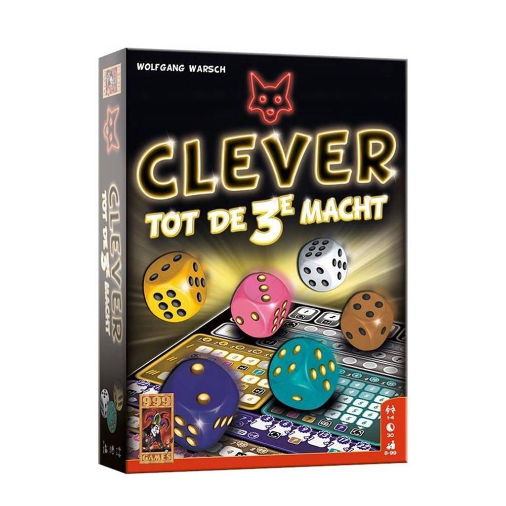 999 Games Clever tot de 3e macht dobbelspel