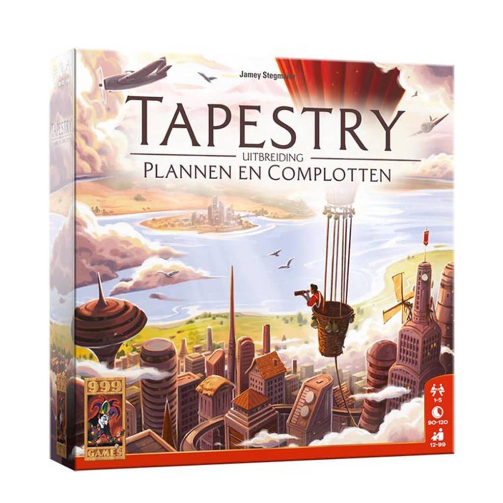 999 Games Tapestry Uitbreiding: Plannen en Complotten uitbreidingsspel