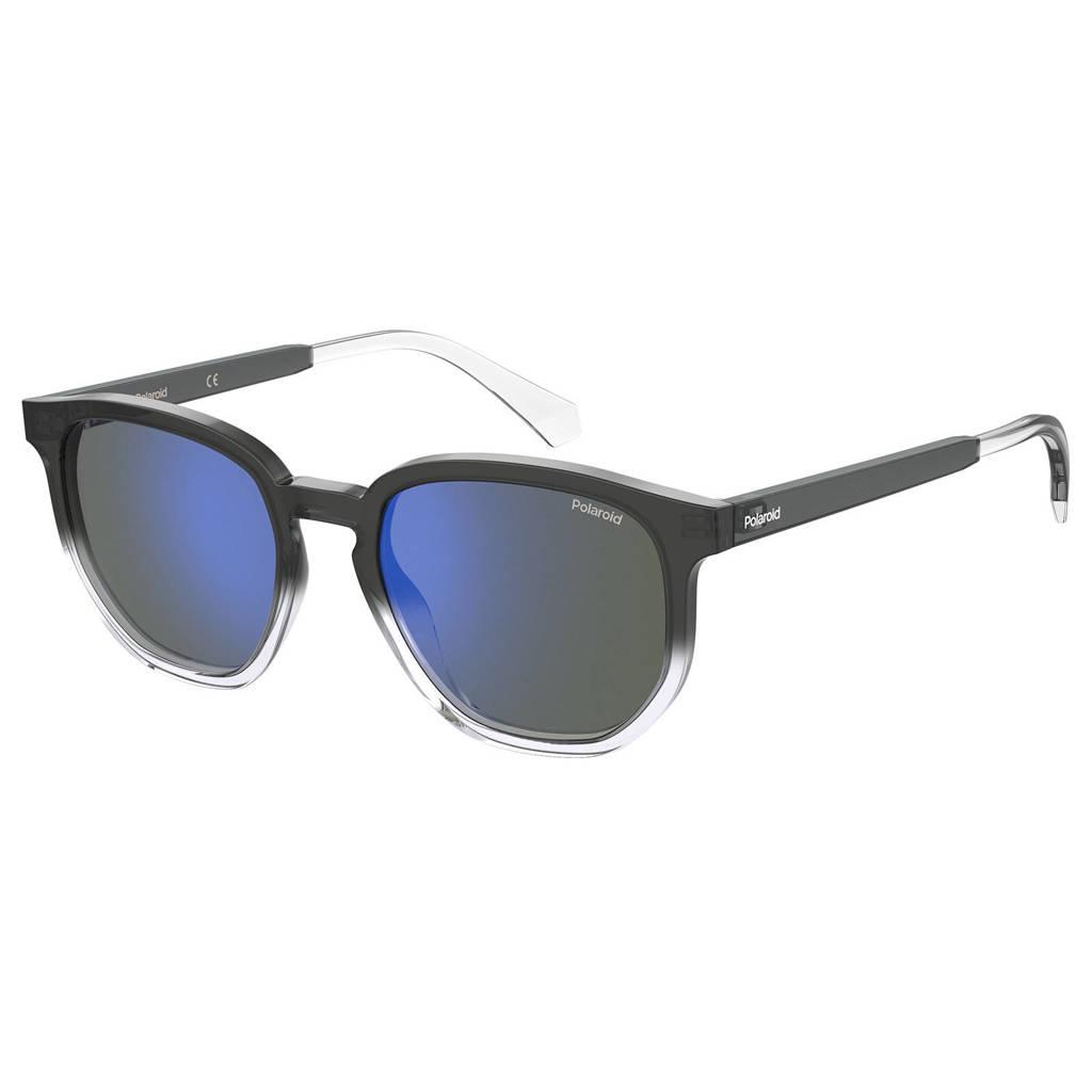 Polaroid zonnebril  2095/S zwart/grijs