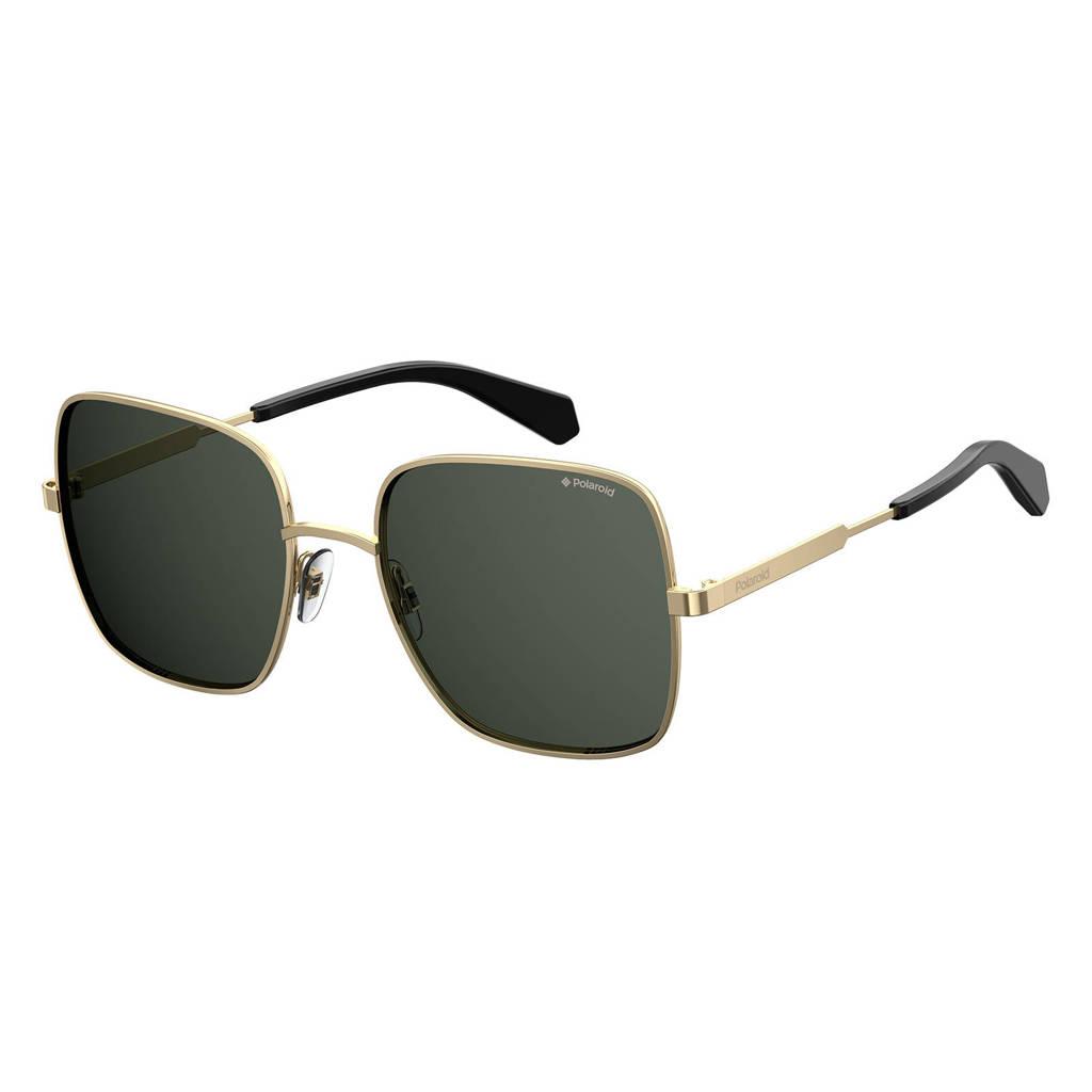 Polaroid zonnebril 6060/S goudkleurig