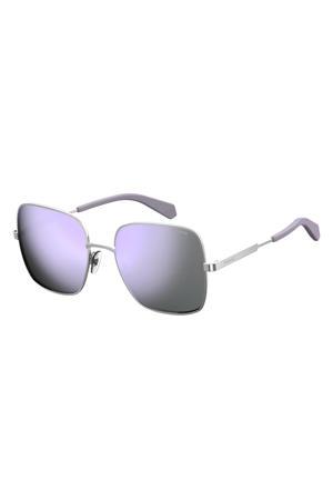 zonnebril 6060/S zilverkleurig/lila