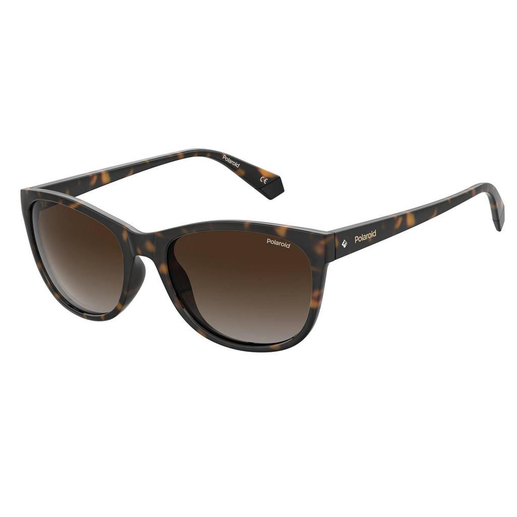 Polaroid zonnebril 4099/S donkerbruin