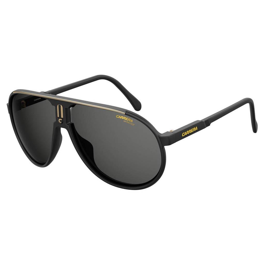 Carrera zonnebril Champion zwart