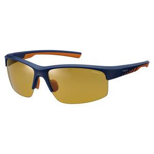 zonnebril 7018/N/S blauw/oranje