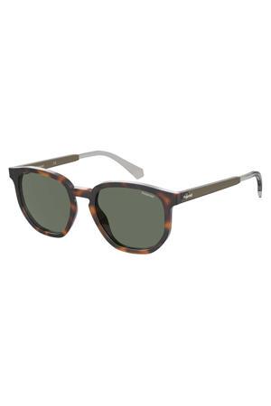 zonnebril 2095/S donkerbruin