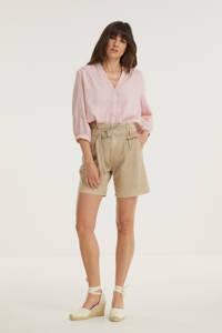 edc Women blouse roze, Roze