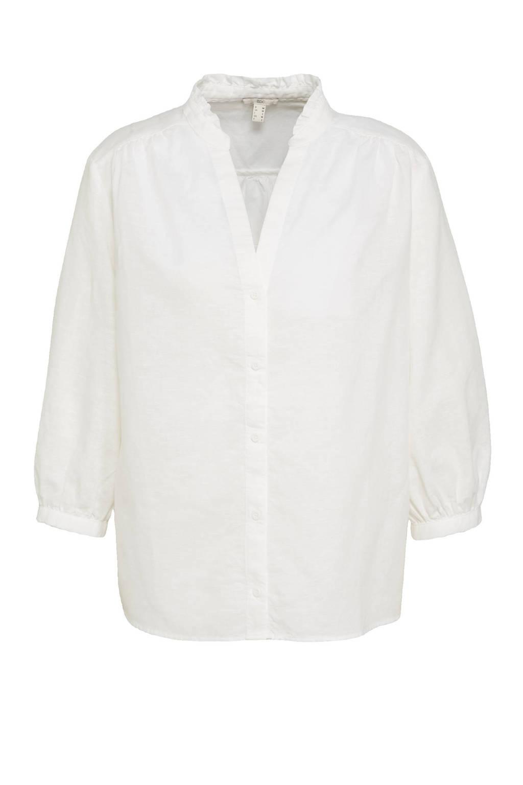edc Women blouse wit, Wit
