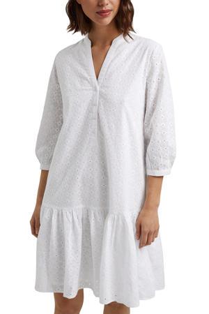 A-lijn jurk wit
