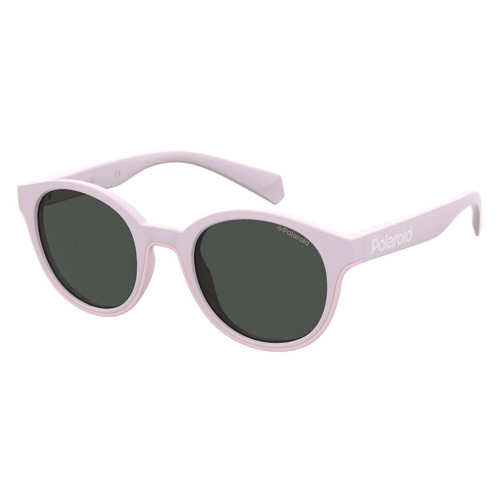 Polaroid zonnebril 8040/S lichtroze