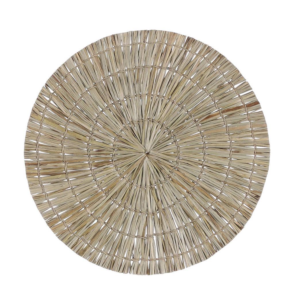 Mica Decorations placemat, Bruin
