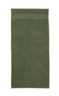 Beddinghouse handdoek (100 x 55 cm) Olijfgroen