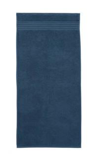 Beddinghouse handdoek (100 x 55 cm) Donkerblauw