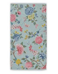 Pip Studio handdoek (100 x 55 cm) Blauw