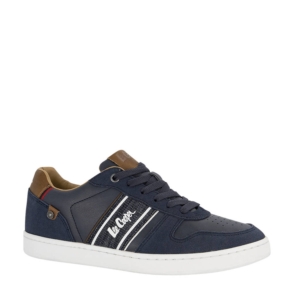 Lee Cooper Salford  sneakers blauw, Blauw