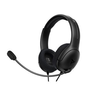 bedrade gaming headset LVL40 (zwart)