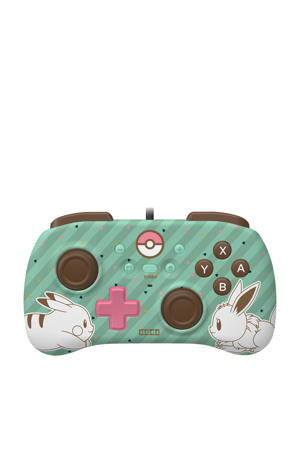 bedrade controller Mini Nintendo Switch (Pikachu Eevee)