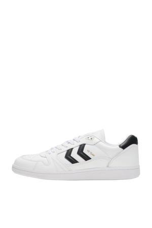 HB Team Suede  sneakers wit/zwart