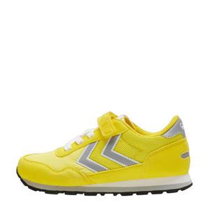 Reflex  sneakers geel/zilver