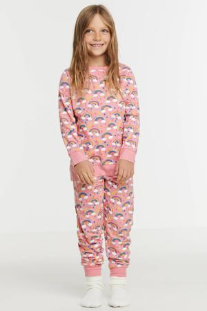 pyjama van biologisch katoen roze