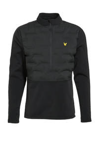 Lyle & Scott sweater zwart, Zwart