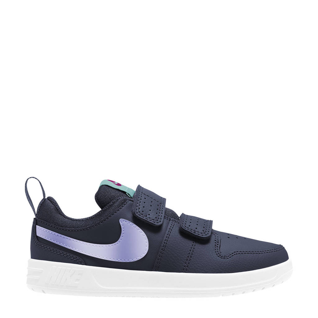 Nike Pico 5  sneakers blauw/paars, Donkerblauw