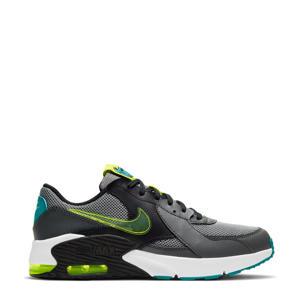 Air Max Excee Power Up sneakers zwart/grijs/geel/blauw