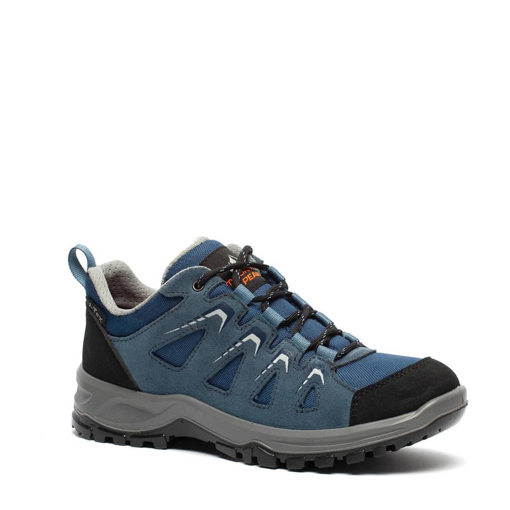 Scapino Mountain Peak   wandelschoenen blauw, Blauw