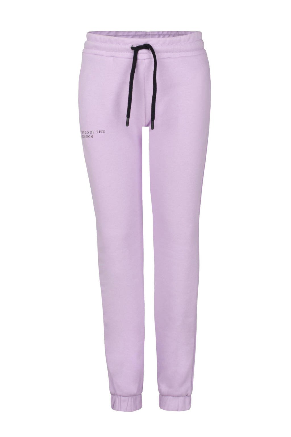 Jill & Mitch by Shoeby relaxed fit joggingbroek Charlie lila, Lila