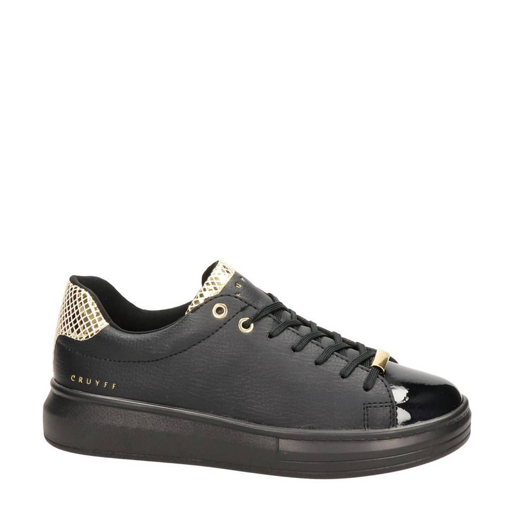 Cruyff Pace  sneakers zwart/goud, Zwart/goud