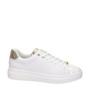 Pace  sneakers wit/goud