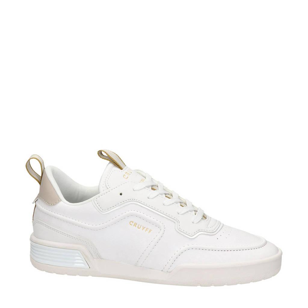 Cruyff Calcio  sneakers wit, Wit/beige